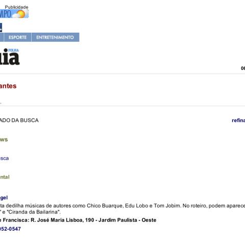 Guia Folha (Entremeados)