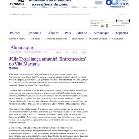 Paraná Online (Entremeados)