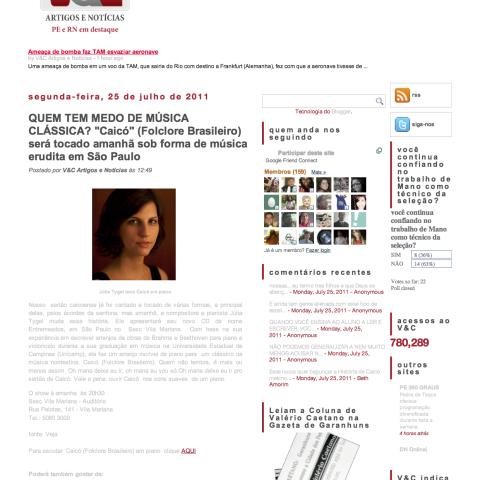 Site V&C (Entremeados)