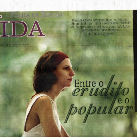 Folha da Região - Araçatuba/SP (Entremeados)