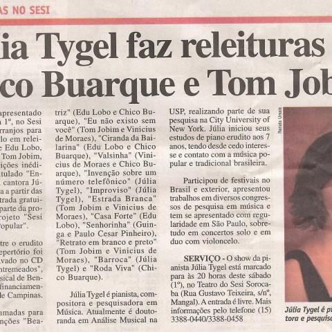 Diário de Sorocaba (Entremeados)