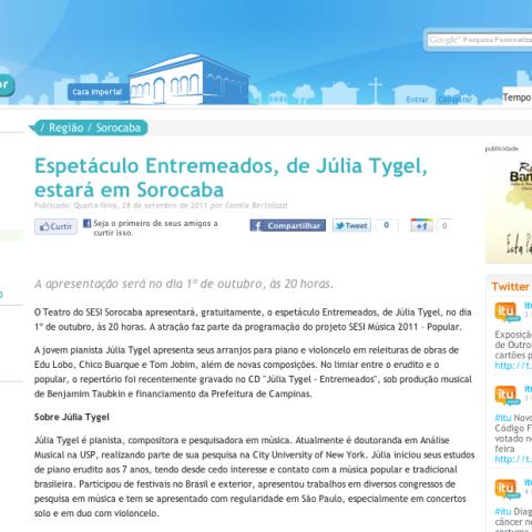 Itu.com.br (Entremeados)