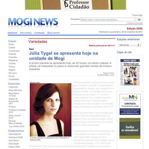 MogiNews (Entremeados)