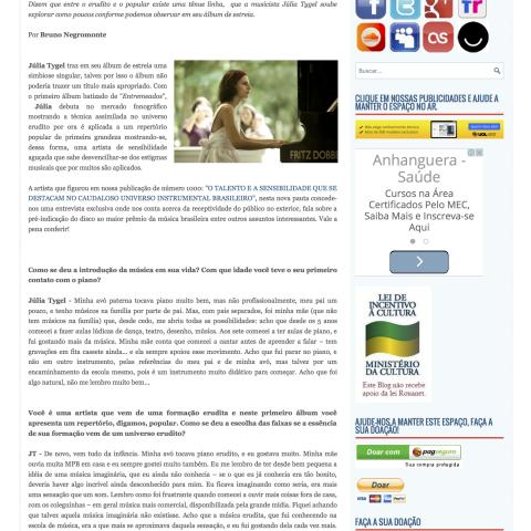 Entrevista site Musicaria