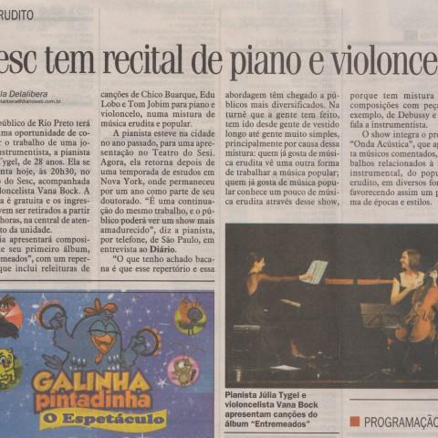 Diário Web Rio Preto (Entremeados)