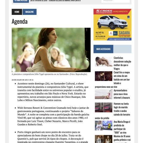 O Sul 1 - Porto Alegre (Entremeados)
