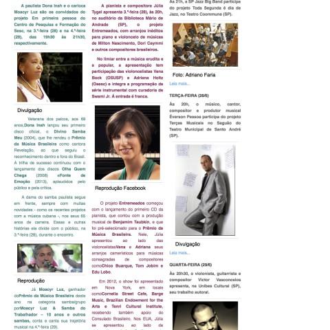 Biblioteca Mário de Andrade / SP (Entremeados: Novos Enredos)